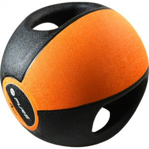 MEDICINE BALL WITH HANDLES 4KG