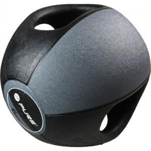 MEDICINE BALL WITH HANDLES 6KG