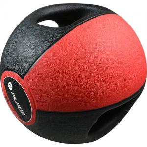 MEDICINE BALL WITH HANDLES 8KG