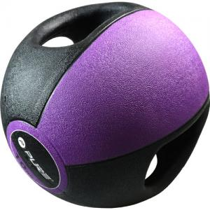 MEDICINE BALL WITH HANDLES 10KG