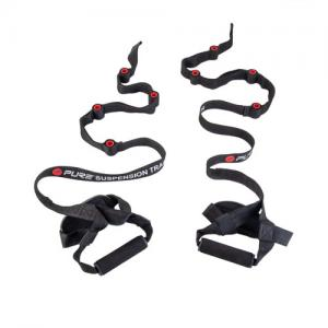 SUSPENSION TRAINER BLACK/RED