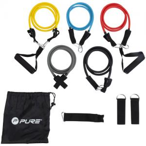 EXERCISE TUBE SET 12PCS