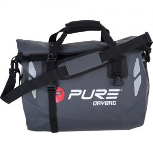 WATERPROOF 35L SPORTSBAG WITH LOGO PRINT